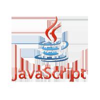 Javascript logo technologie tactile