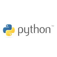Python logo technologie tactile