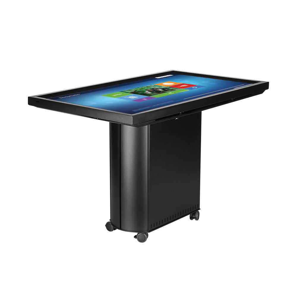 Location table tactile interactive